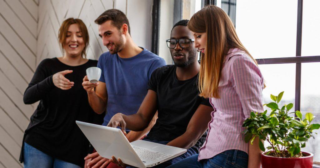 Coworking | Irlanda | Helpingnetworks
